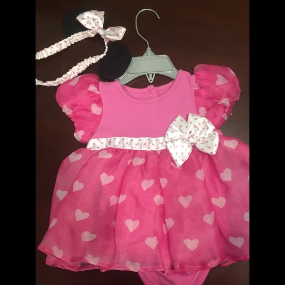 a00d3a10e Disney Dresses | Minnie Mouse Baby Dress | Poshmark
